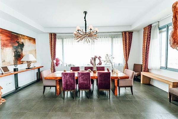 rénovation séjour salle à manger et salon